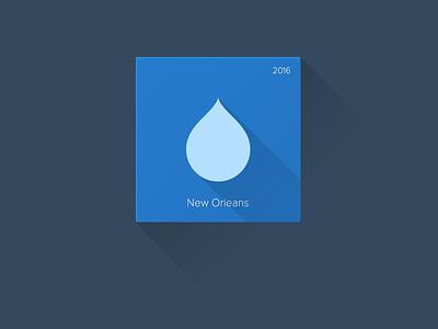 Drupalcon New Orleans 2016 element drop drupal