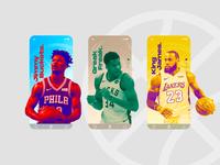NBA Nicknames App