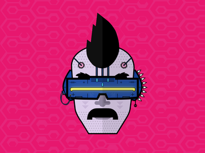 Cyberpunk Guy
