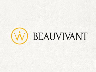 Логотип для Beauvivant logo