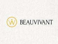 Логотип для Beauvivant