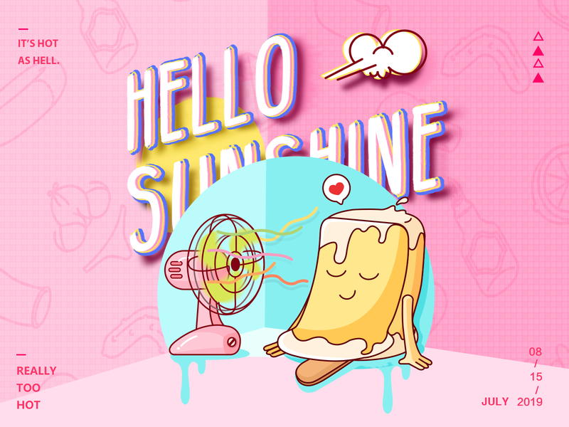 Hello~sunshine 插图