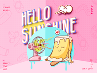 Hello~sunshine