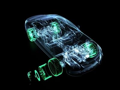 car hologram