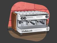 WallaBee Item: Espresso Machine