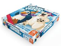 Frozen Frenzy Board Game Mock Up
