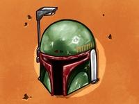 Dented Helmet