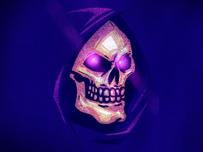 Lunch with Skeletor
