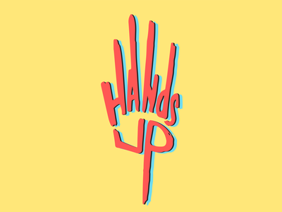 Hands Up Logo