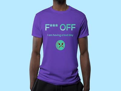 T Shirt Mockup vector typography type symbol mockup logotype logo icon flat design branding brand