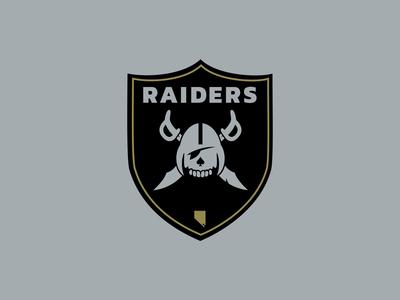 Las Vegas Raiders Logo Concept