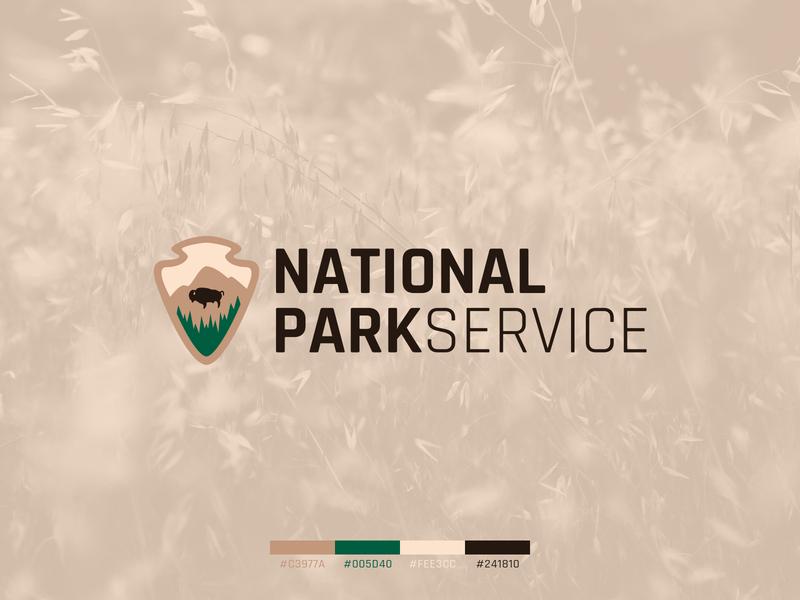 National Park Service Logo Concept