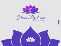 Flows By Erin Logo
