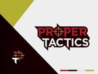 ProperTactics Logo