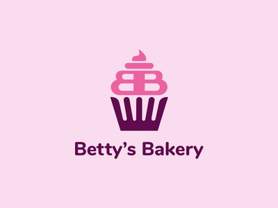 Daily Logo Challenge | Day 018 (Cupcake)