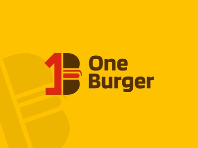Daily Logo Challenge | Day 033 (Burger Joint)