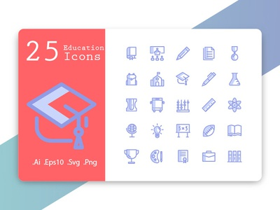 Education Icons With Shady Style training graduation sign technology background symbol illustration people university white vector business thin school book set line icons icon education