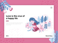 love is the crux of a happy life
