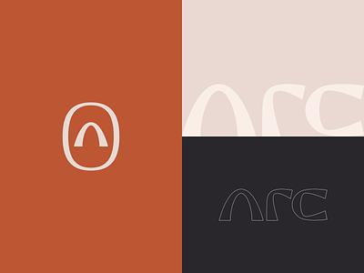 Arc. logo explorations squircle circle symbol logo symbol architecture arc brand identity brand design graphic design logo design vector lettering design monogram icon branding logo