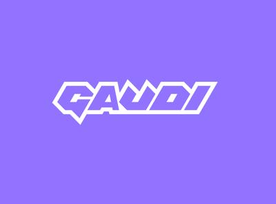 Gaudi Cosplay, logo design