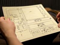 Interactive room navigator