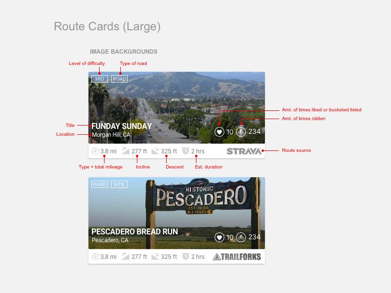 Mobile Card Design mobile mobile app design cards ui routes