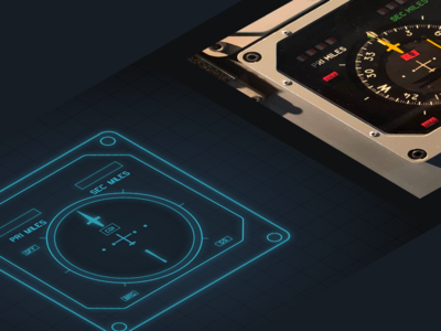 Daily FUI - Flight Instruments Paneling