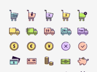 Color icons