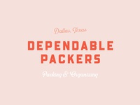 Dependable Packers - #1