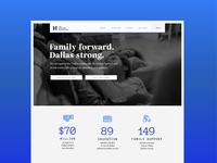 Website - Rough Draft