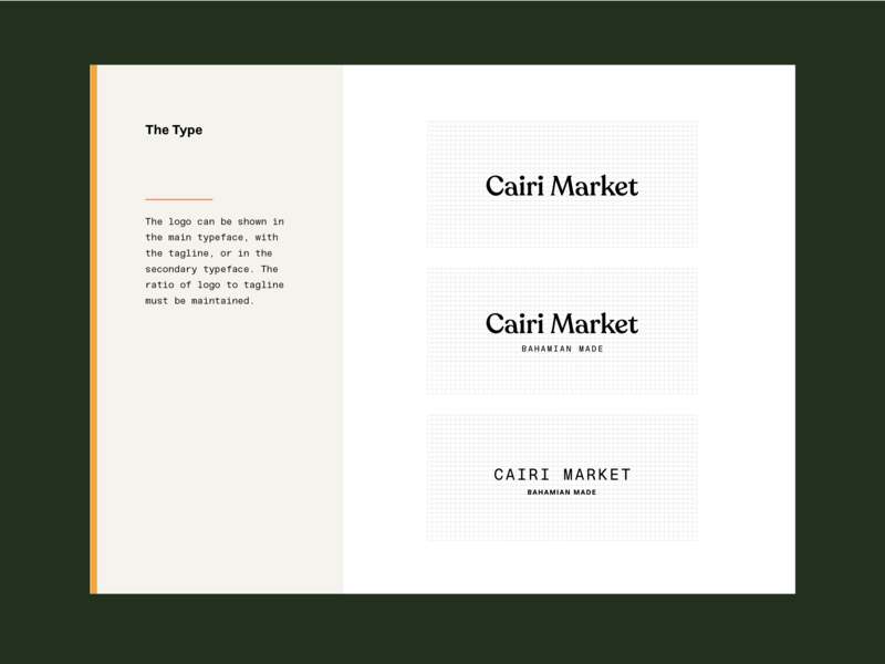 market brand guidelines typography logotype branding logo market brand brand guidelines
