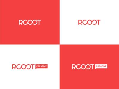 Rooot Logo Exploration double infinity branding infinity logo rooot
