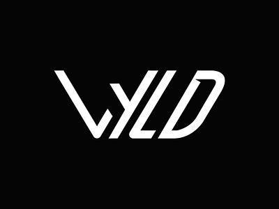 Wyld Logo Version 3 wilderness wild wyld icon vector typography branding white black design logo