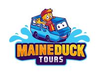 Duckboat logo