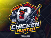 Chicken Hunter White Version