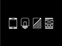 Capco Digital icons exploration