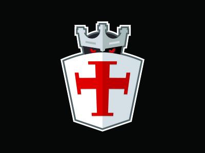 The Kings Crusaders design logo effl fantasy football team