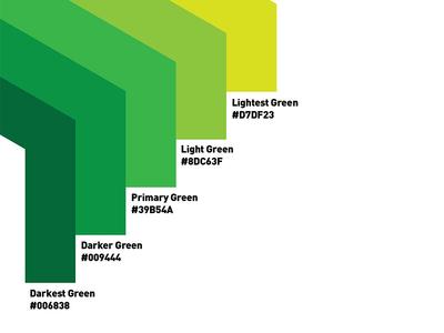 Everon Colors colors contractor green logo construction