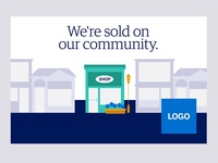 POP - We're sold on our community