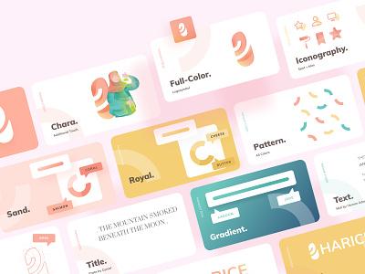 Visual Identity typography blog case study wip logo grid graphic design brand identity visual identity branding logo illustration