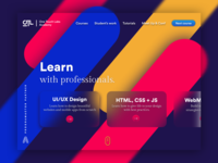 One Touch Labs Academy Home Page