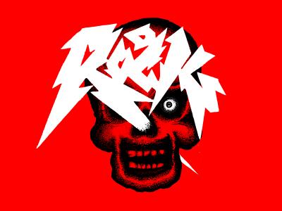 Skull rock d