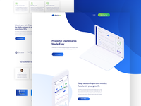 MatrixData landing page exploration