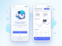 Sneak peek InNinja mobile - app for invoicing