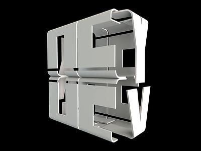 HEY. poster branding designer type render 3d design typography after effects adobe motion kinetictypography kinetictype cinema4d c4d behance animation