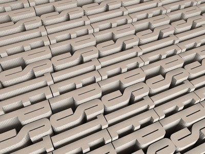 Steps. typography after effects adobe motion kinetictypography kinetictype cinema4d c4d behance animation