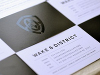 Wake & District