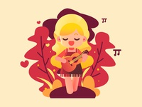 Ts With Guitar