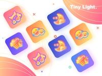 Tiny Light Icons