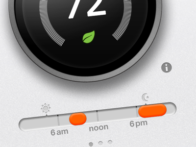 Nest Mobile for iPhone